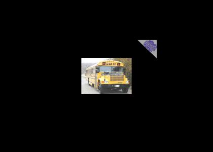 School Bus is NOT saved by
