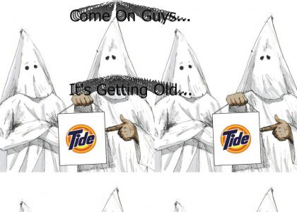 The KKK Never Changes...