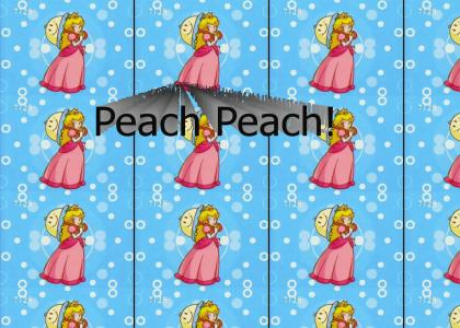 Peach Peach!