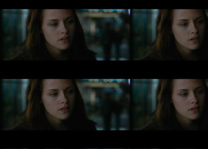 Bella Is So Happy To See Edward
