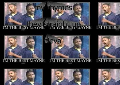 Eli Porter - The Best Mayne