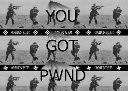 nazi PWND
