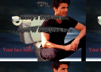Tom Cruise doesn't like you- Metallica has proof