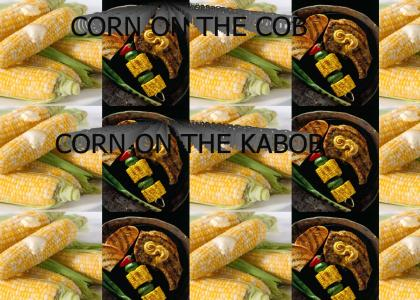 Corn on the Cob!