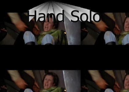 Solo has no class