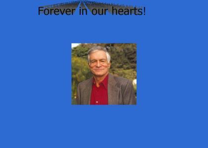 RIP Hugh Hefner