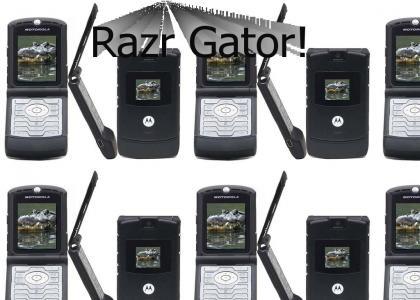 Razr Gator