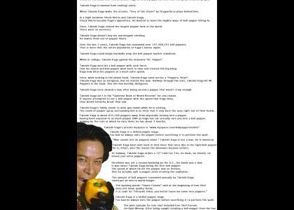 Takeshi Kaga Facts