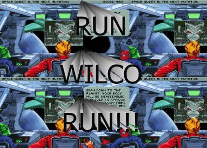 Wilco in trouble!