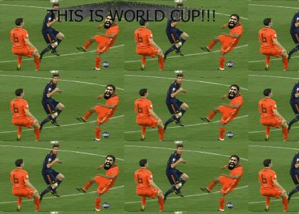 World Cup: SPARTA STYLE!
