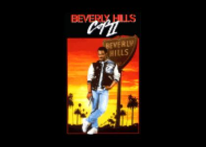 Beverly Hills Cop II for C64! (Faster Load)