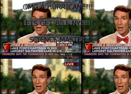 Bill Nye OMG CNN