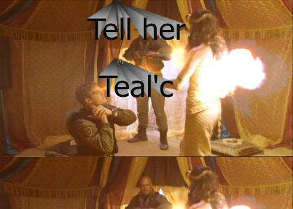 Stargate: Teal'c is sexist (new picture)
