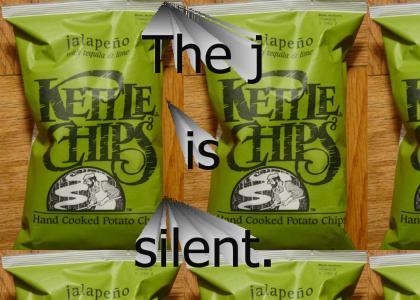 Trailer Park Boys: Jalapeno Chips