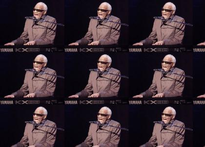 CELEBRITY PIANO HANDS™ PART II: RAY CHARLES