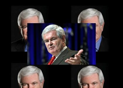 Newt Gingrich Brainwashes You