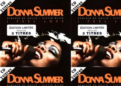 Donna Summer - I Feel Love (Rollo and Sister Bliss Club Mix) - ThunderwingMusicChannel