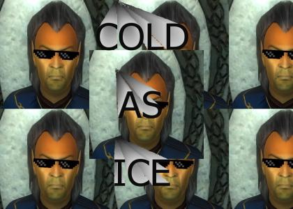 Mankar as Ice