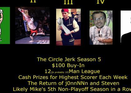 Circle Jerk Season 5