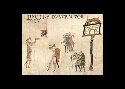 Medieval Tim Duncan