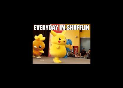 Pika Shuffle