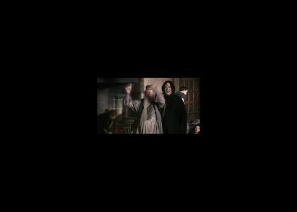 Dumbledore Boogies Down