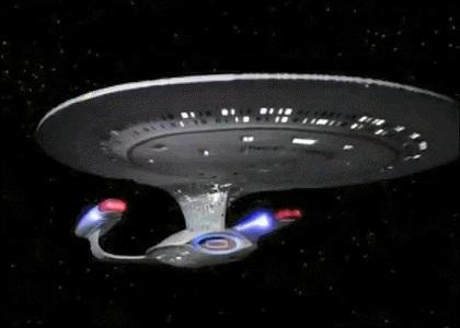 Star Treks Next Space Model