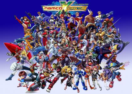 Namco X Capcom - Brave New World