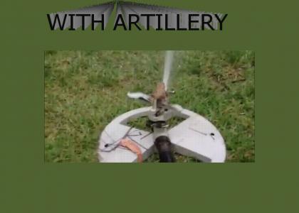 Toad Artillery