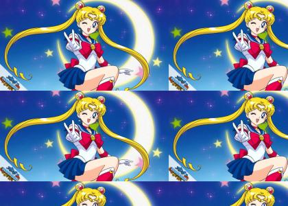(SZWH) OMG, SECRET CHINESE SAILOR MOON