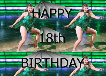 Bindi Irwin turns 18