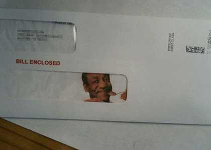 bill enclosed
