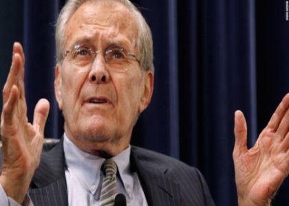 Yo, Rumsfeld!