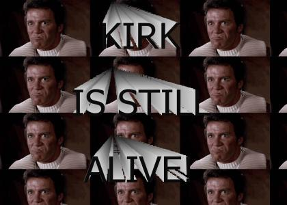 KHANTMND: Shatner is getting old