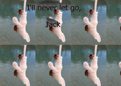 I'll never let go, june bug jack