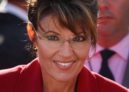 Sarah Palin is Tina Fey
