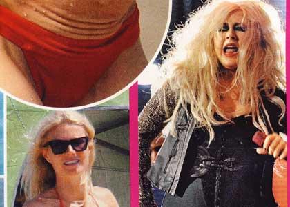 Guess the Celebrity Beach Bellies!