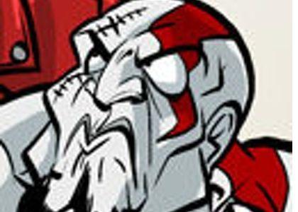 Kratos, the Puzzlemaster