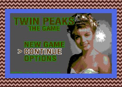 Twin Peaks: The Game