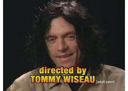 Tommy Wiseau Endorsement