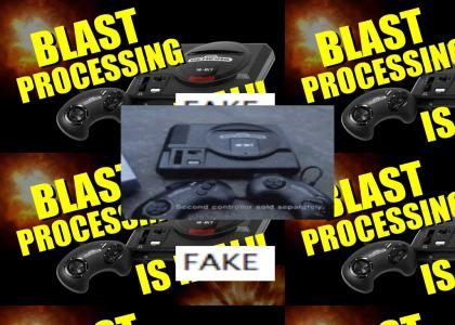 Blast Processing Does Nothing