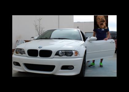 Marv buys a BMW