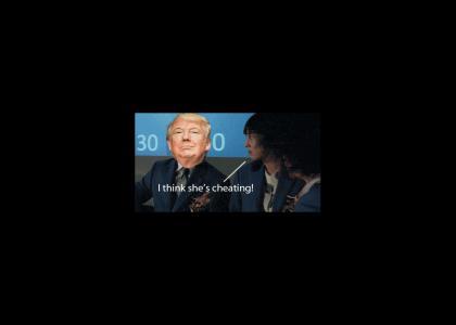 Cheaters at 2016 Debates