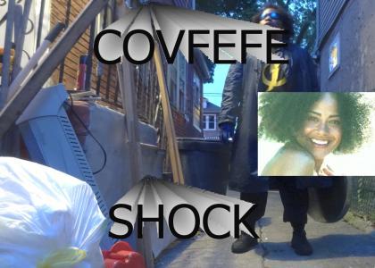 Static Shock Covfefe