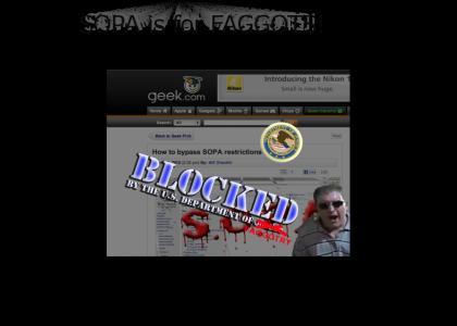 Real Anti-SOPA PSA
