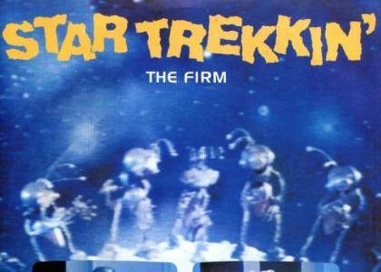 Star Trekkin across the universe
