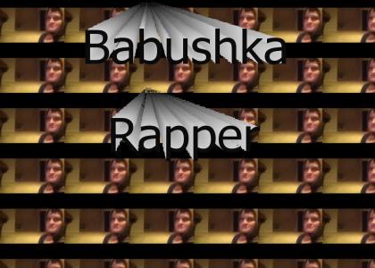 Babushka Rapper