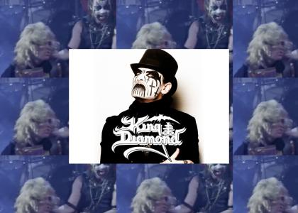 King Diamond Laughing Collection