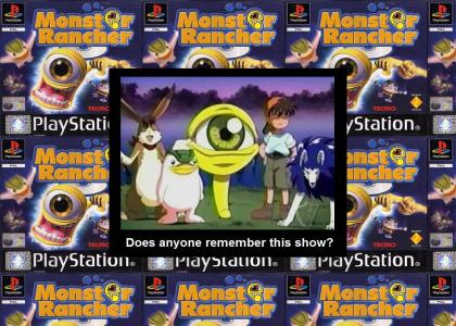 Monster Rancher meme