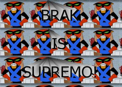 A site to appeal to Brak